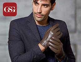 Fioretto男士个性设计手套